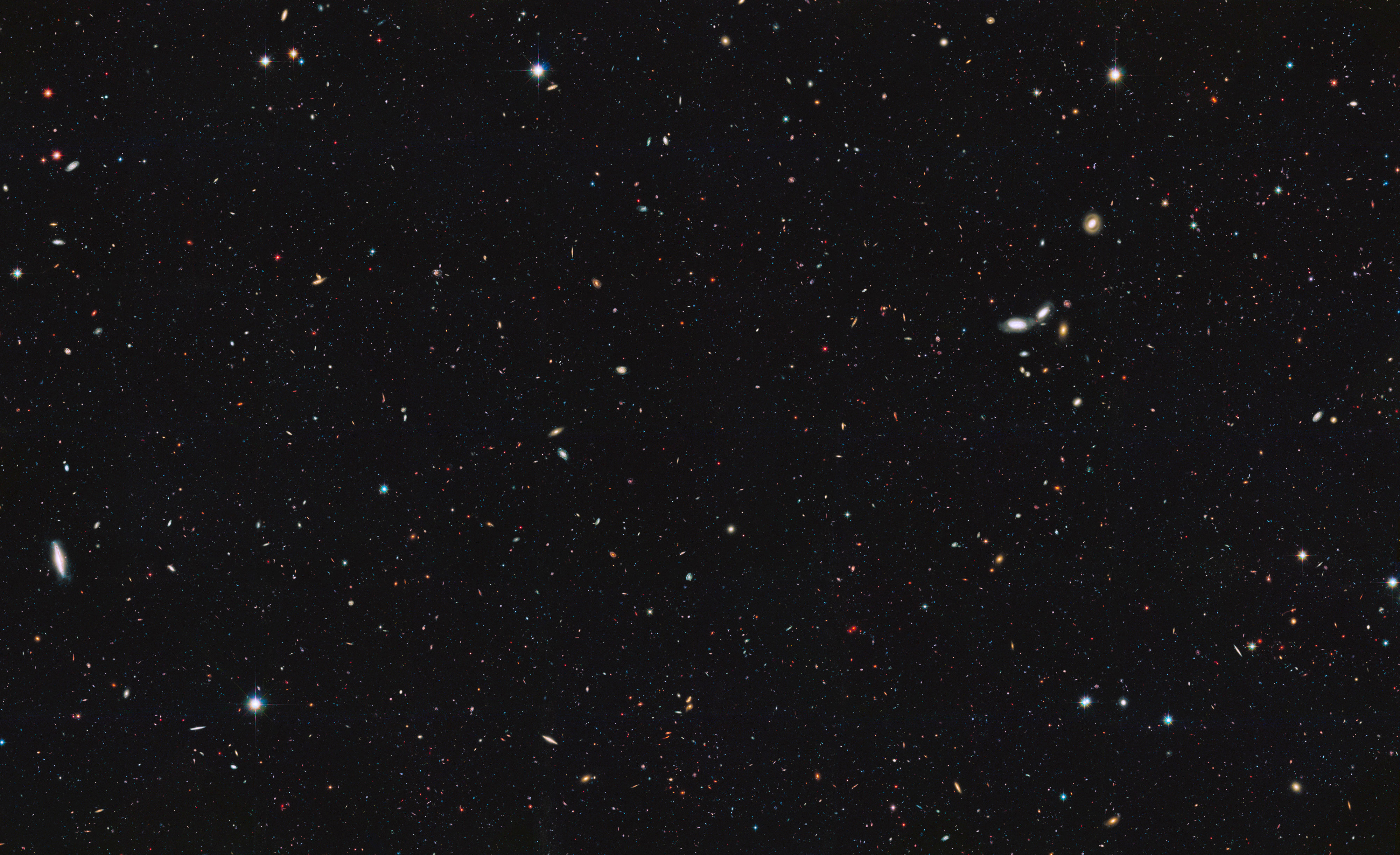 Hubble_size of Universe
