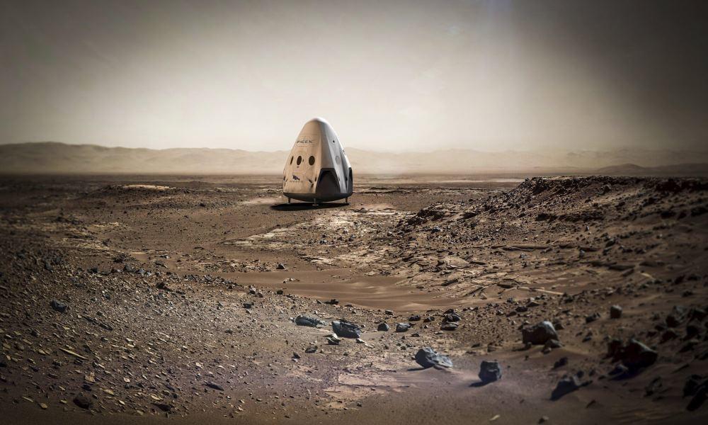 Ilon-Mask-Mars