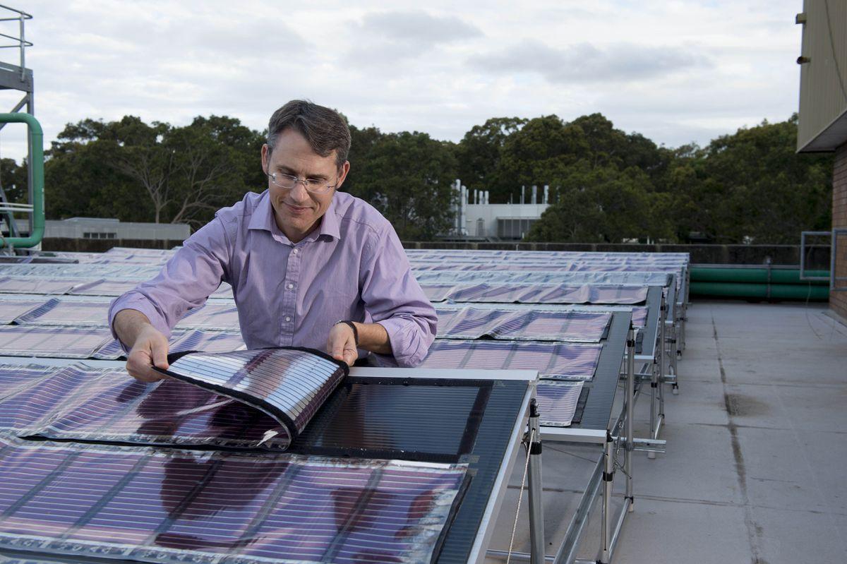 Новые солнечные панели: тоньше, дешевле, производительнее традиционных и их можно распечатывать на тонкой плёнке