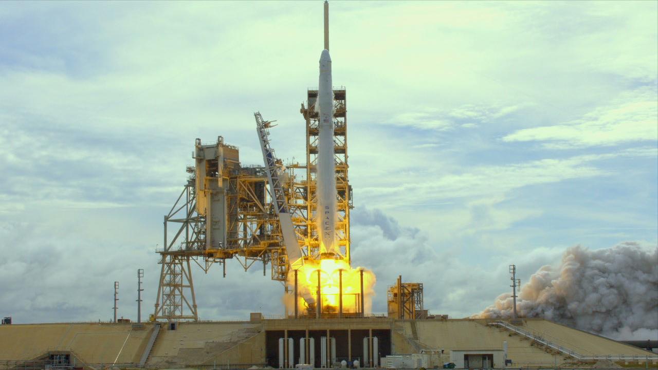 Илон Маск сделал еще один важный шаг на пути к полной многоразовости космического транспорта