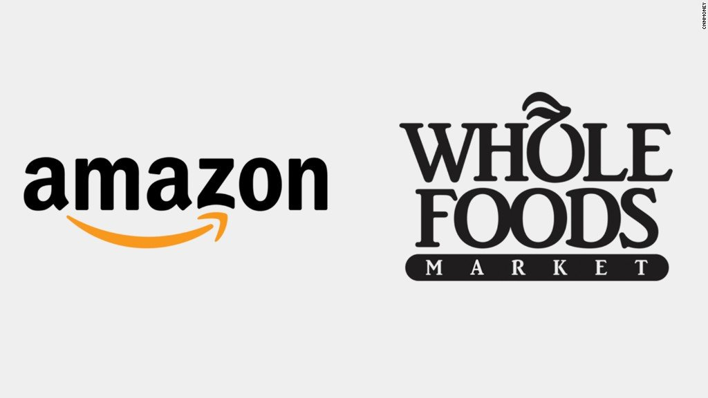 Amazon покупает розничную сеть Whole Foods за $13.7 млрд, переходя к новому этапу экспансии на рынке ритейла