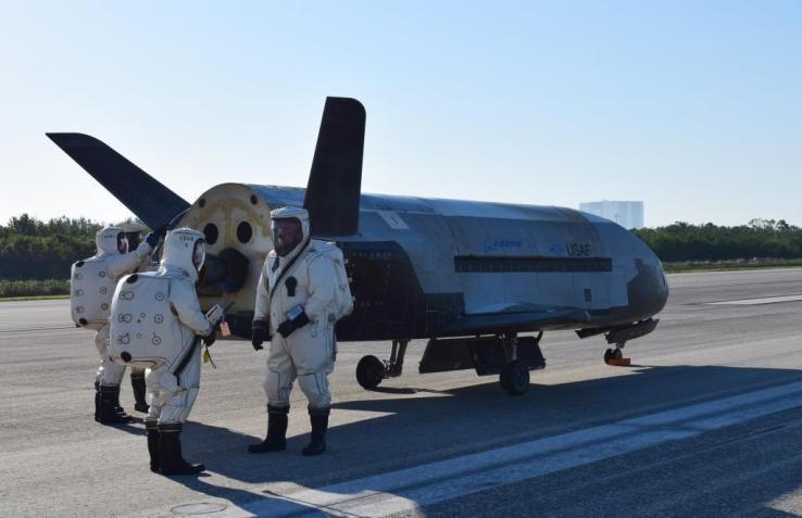 Илон Маск заключил новый большой контракт с военно-воздушными силами США