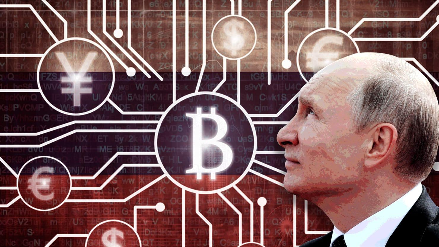 О «русском следе» в мировом тренде, связанном с ростом популярности биткоина, эфира и других криптовалют