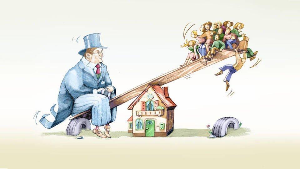 К вопросу о неравенстве в XXI веке