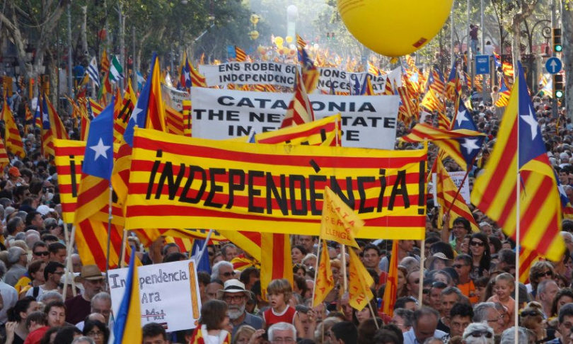независимость Каталонии как проявление глобализации