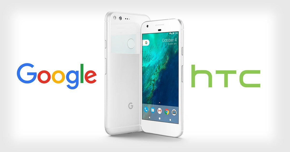 Google и HTC заключили соглашение о сотрудничестве на $1.1 млрд