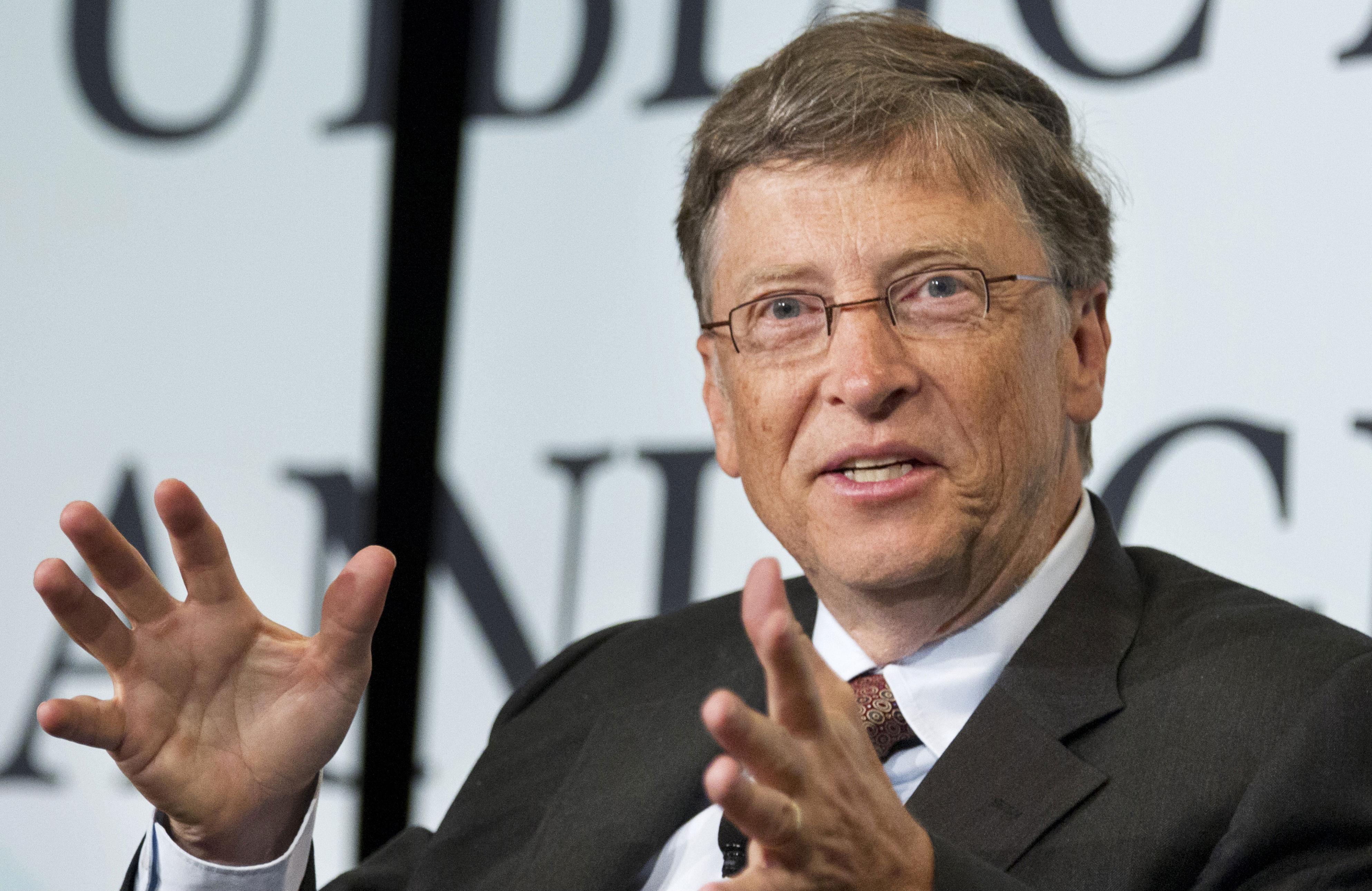 Билл Гейтс инвестирует в образование $1.7 млрд