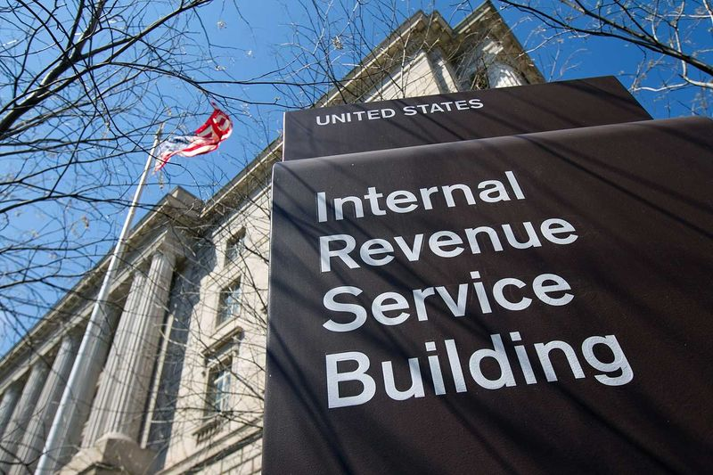 информация о крипто-доходах заинтересовала налоговую службу США