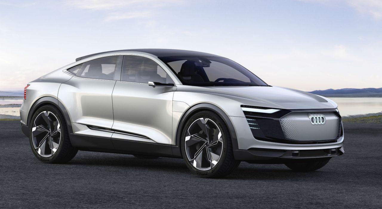 Полностью электрический внедорожник от Audi сможет преодолевать до 500 км на одной подзарядке