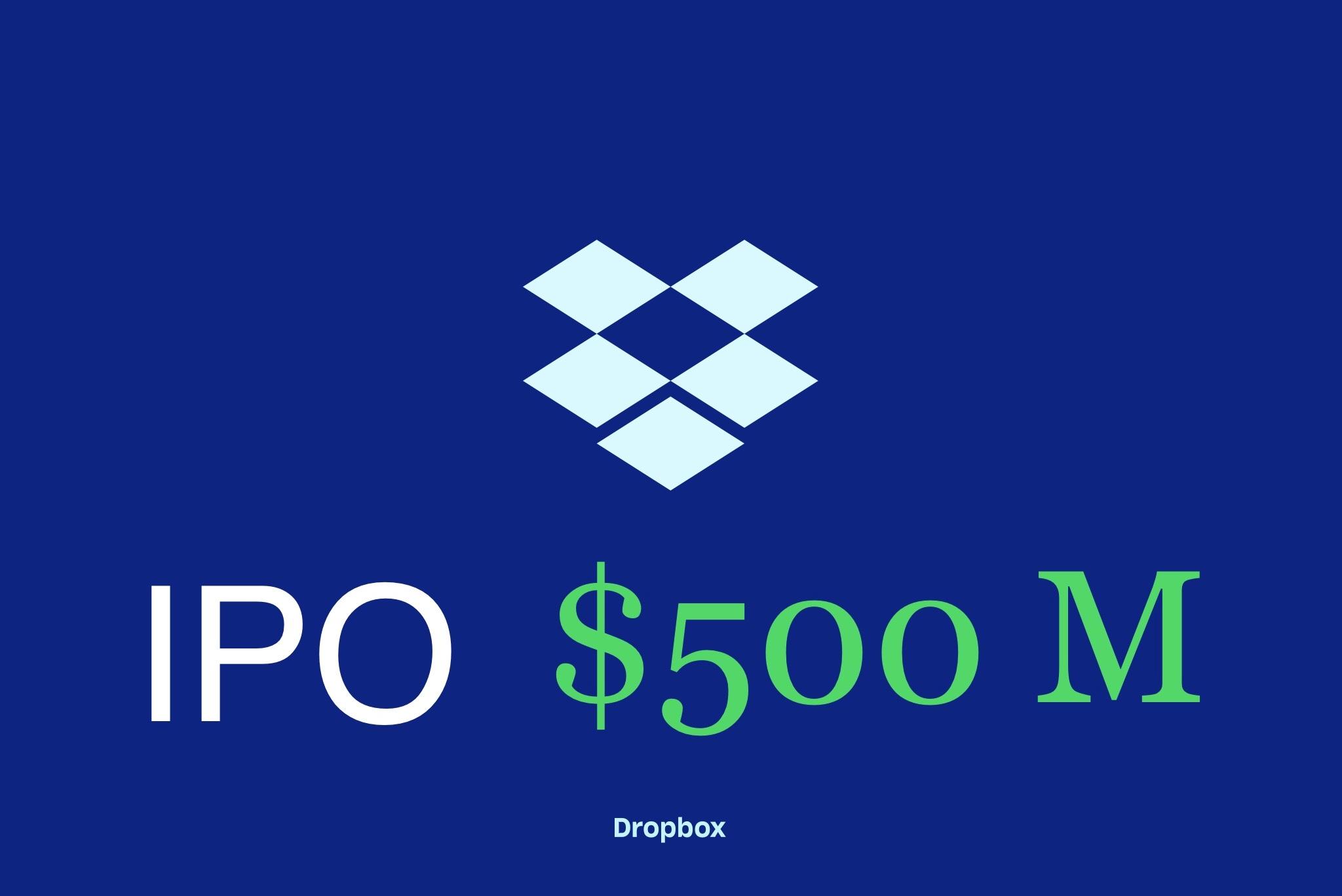 DropBox выходит на IPO