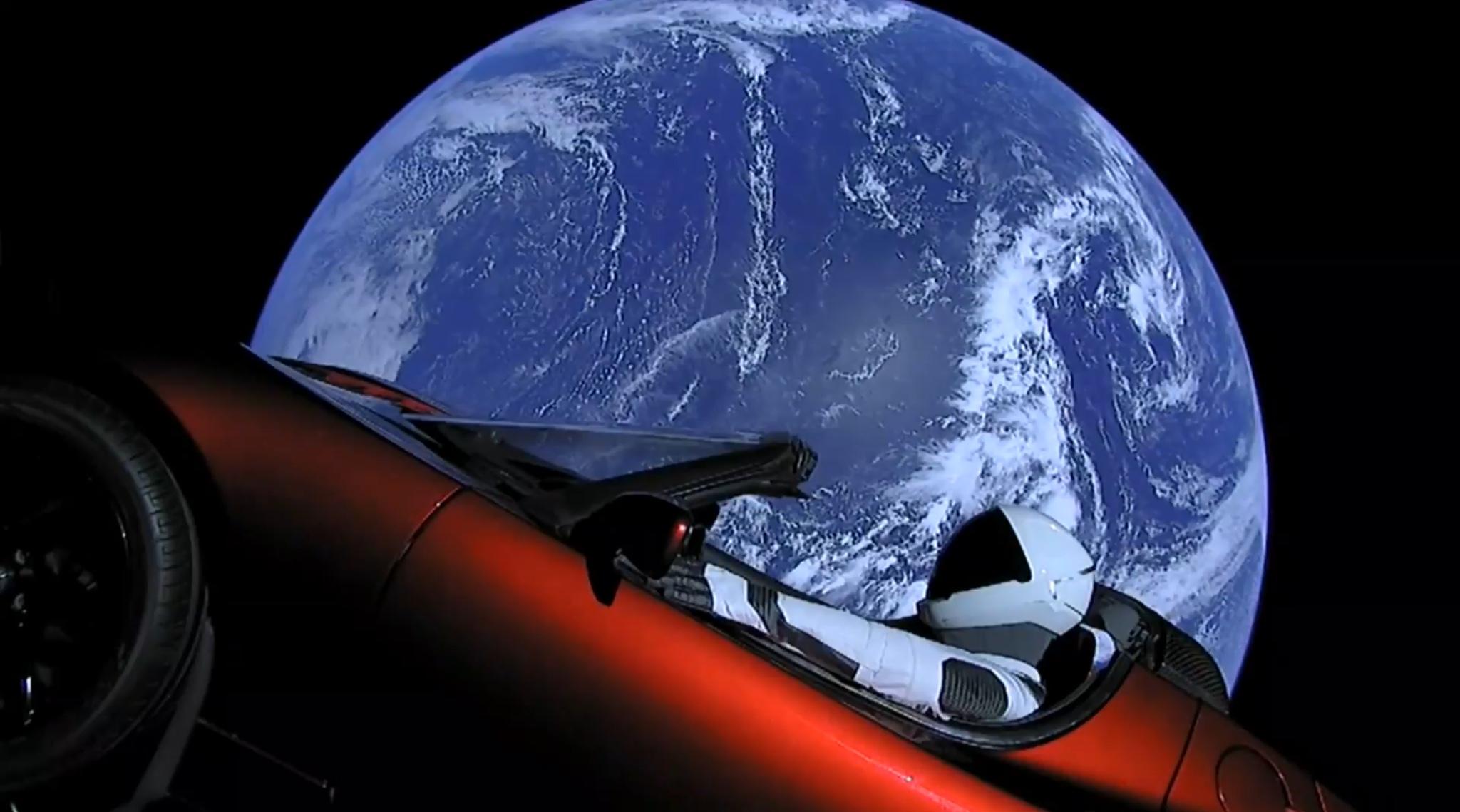 первый запуск Falcon Heavy - итоги