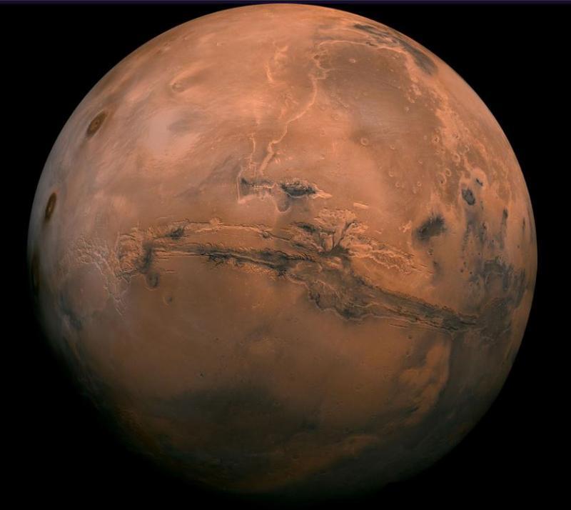 Пилотируемый полет на Марс становится стратегической целью НАСА