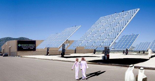 Саудовская Аравия инвестирует $50 млрд в возобновляемые источники энергии, чтобы снизить внутреннее потребление нефти