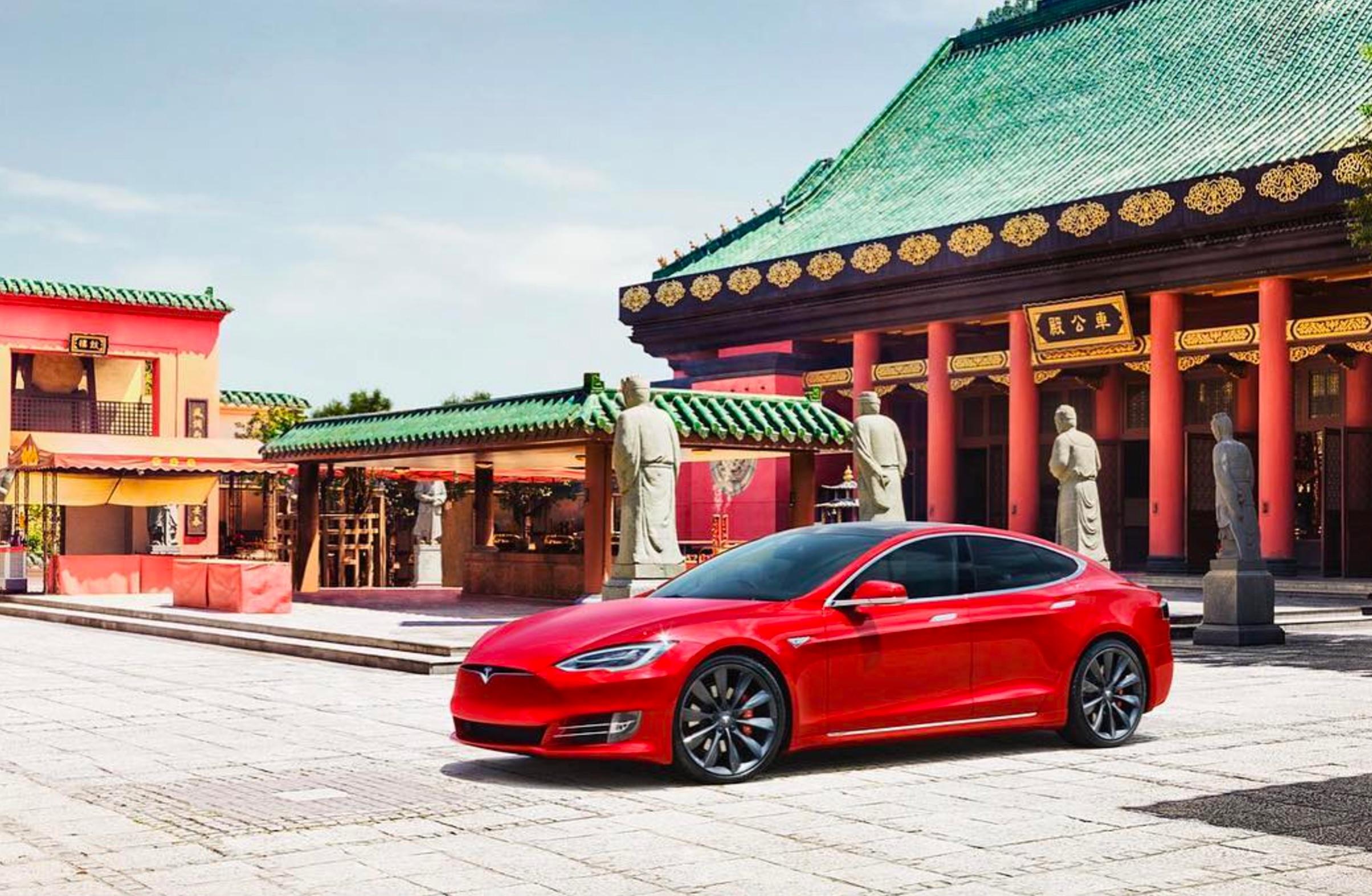 По мнению Илона Маска, Китай будет крупнейшим рынком для Tesla