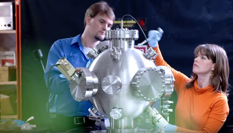 компактный термоядерный реактор Lockheed Martin