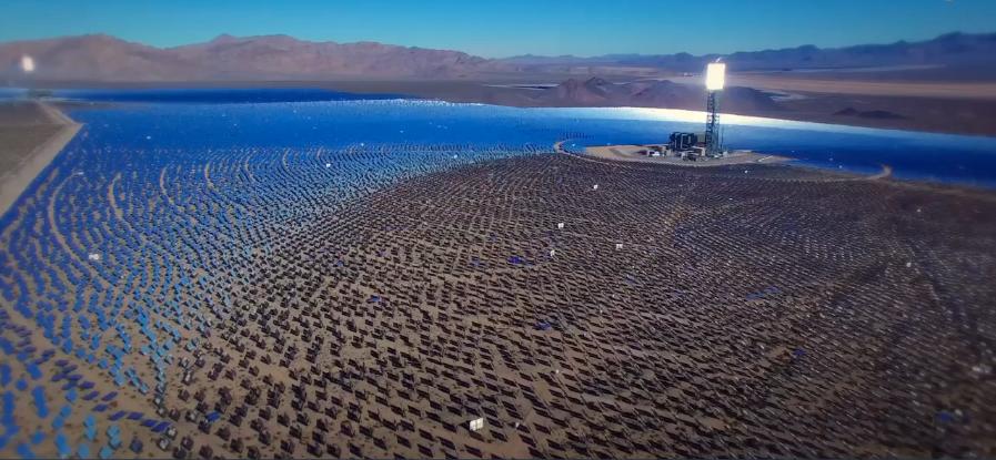 SoftBank построит в Саудовской Аравии крупнейшую в мире солнечную электростанцию