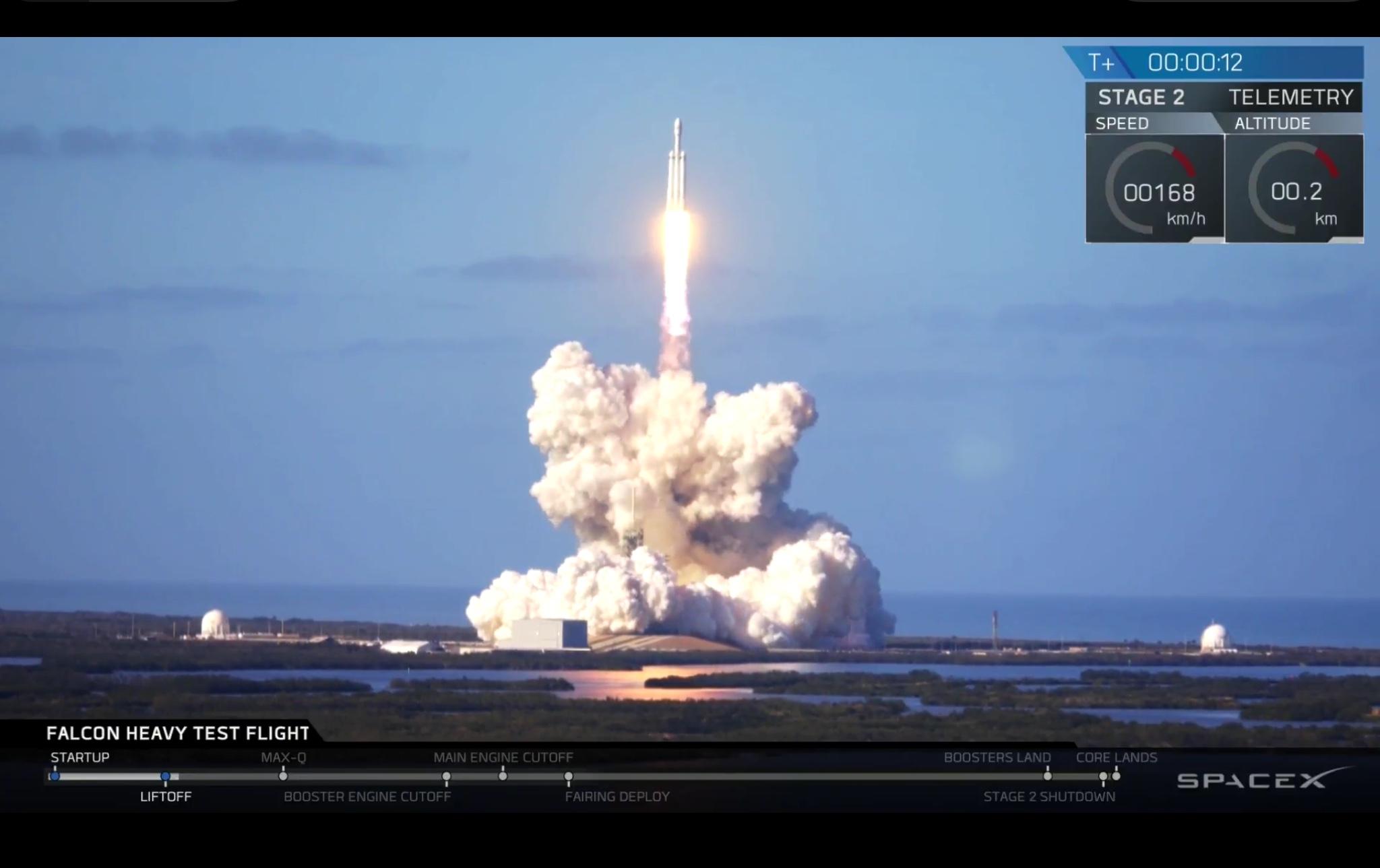 Оценка SpaceX достигла $25 млрд