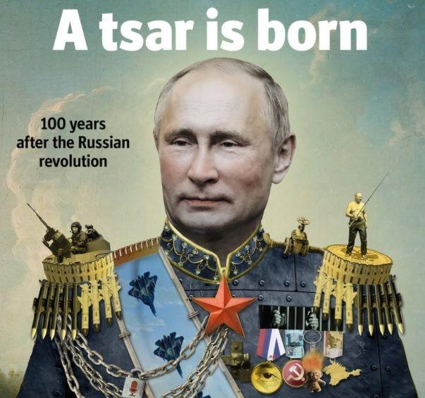 Президент России — это все равно что царь США