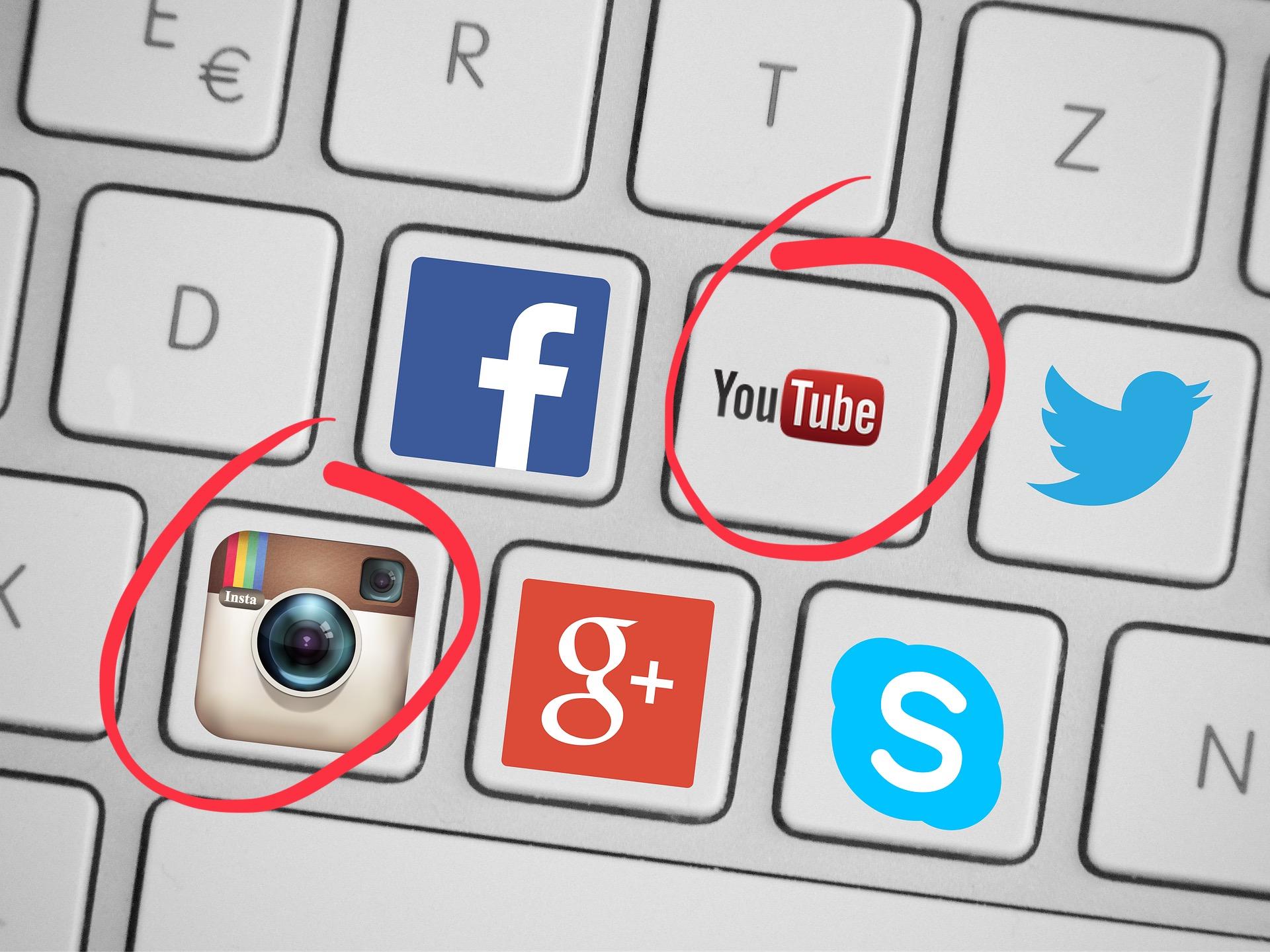 Instagram и YouTube готовят сюрпризы для тех, кто любит делиться видео