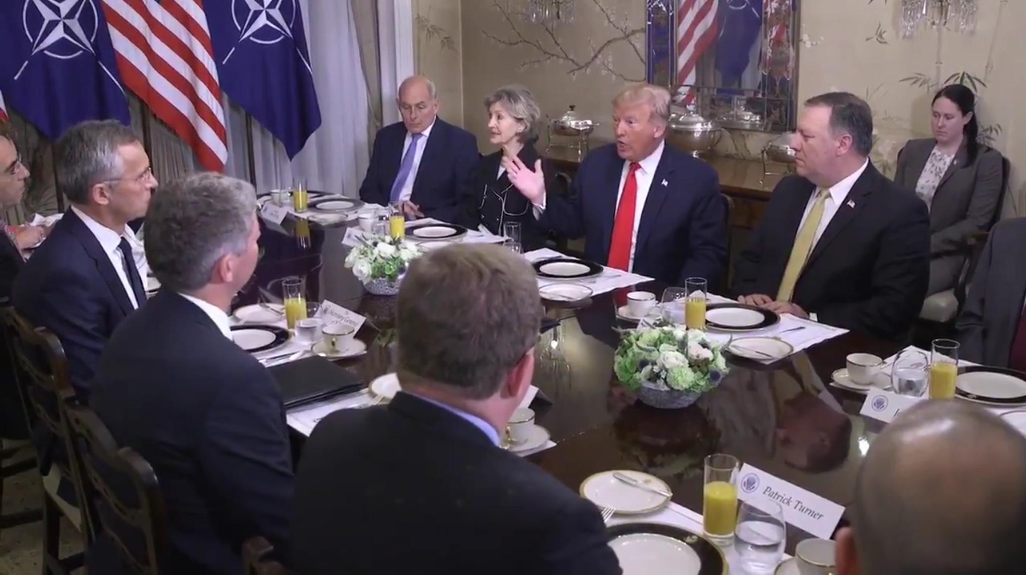 «Германия — пленница России»: за что Трамп критикует Европу