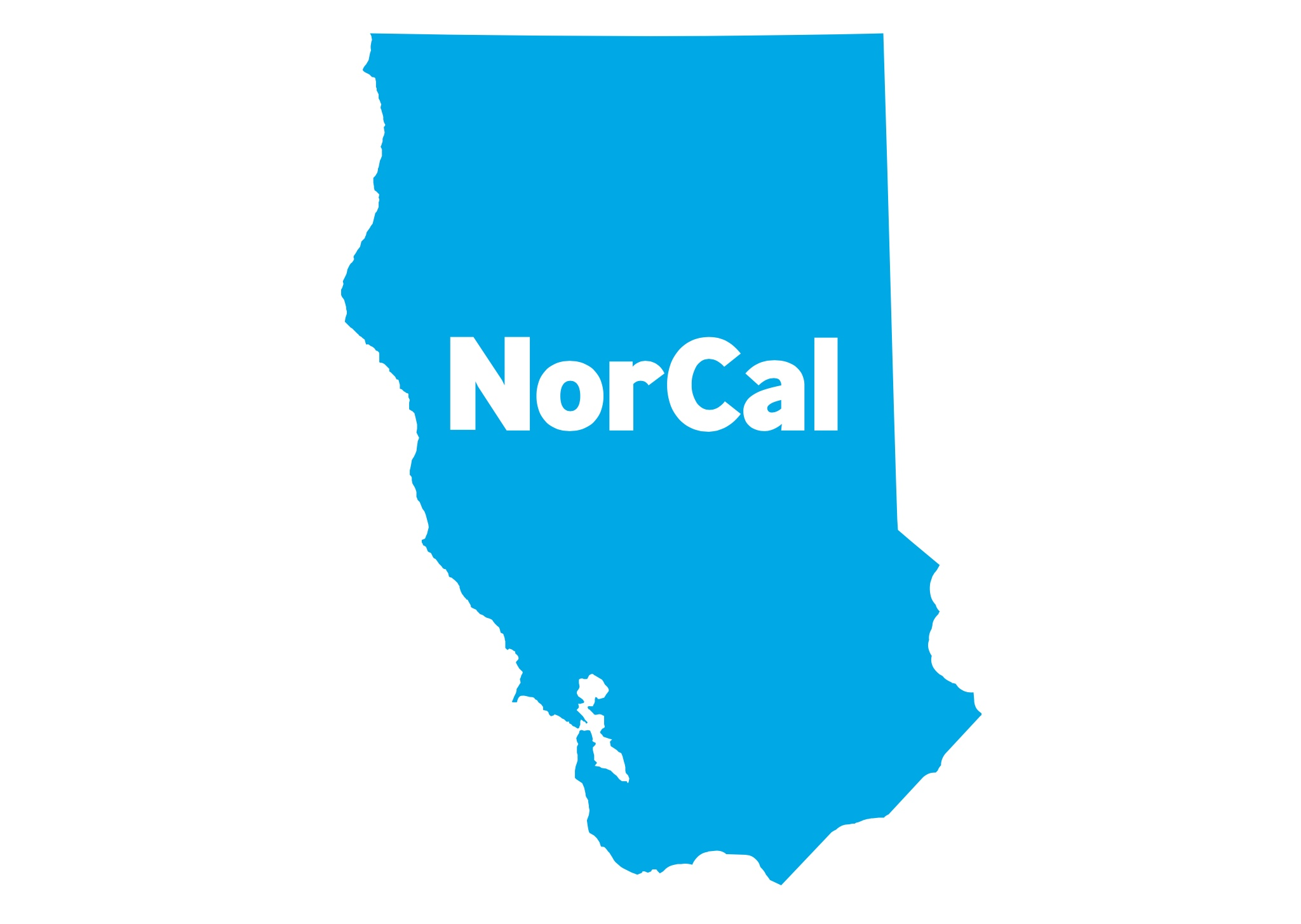 референдум в Калифорнии - NorCal