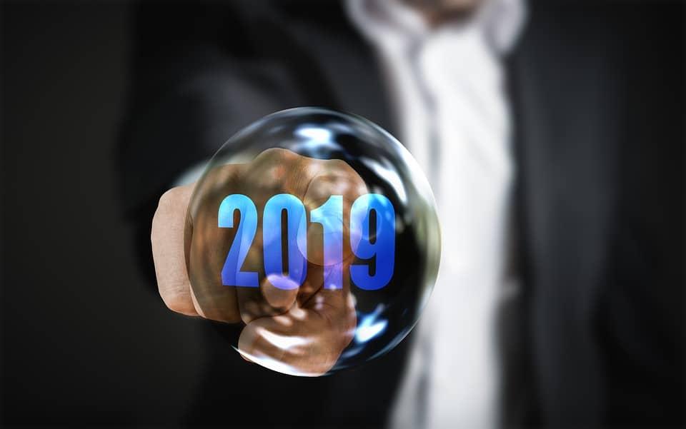 К наступающему 2019 году