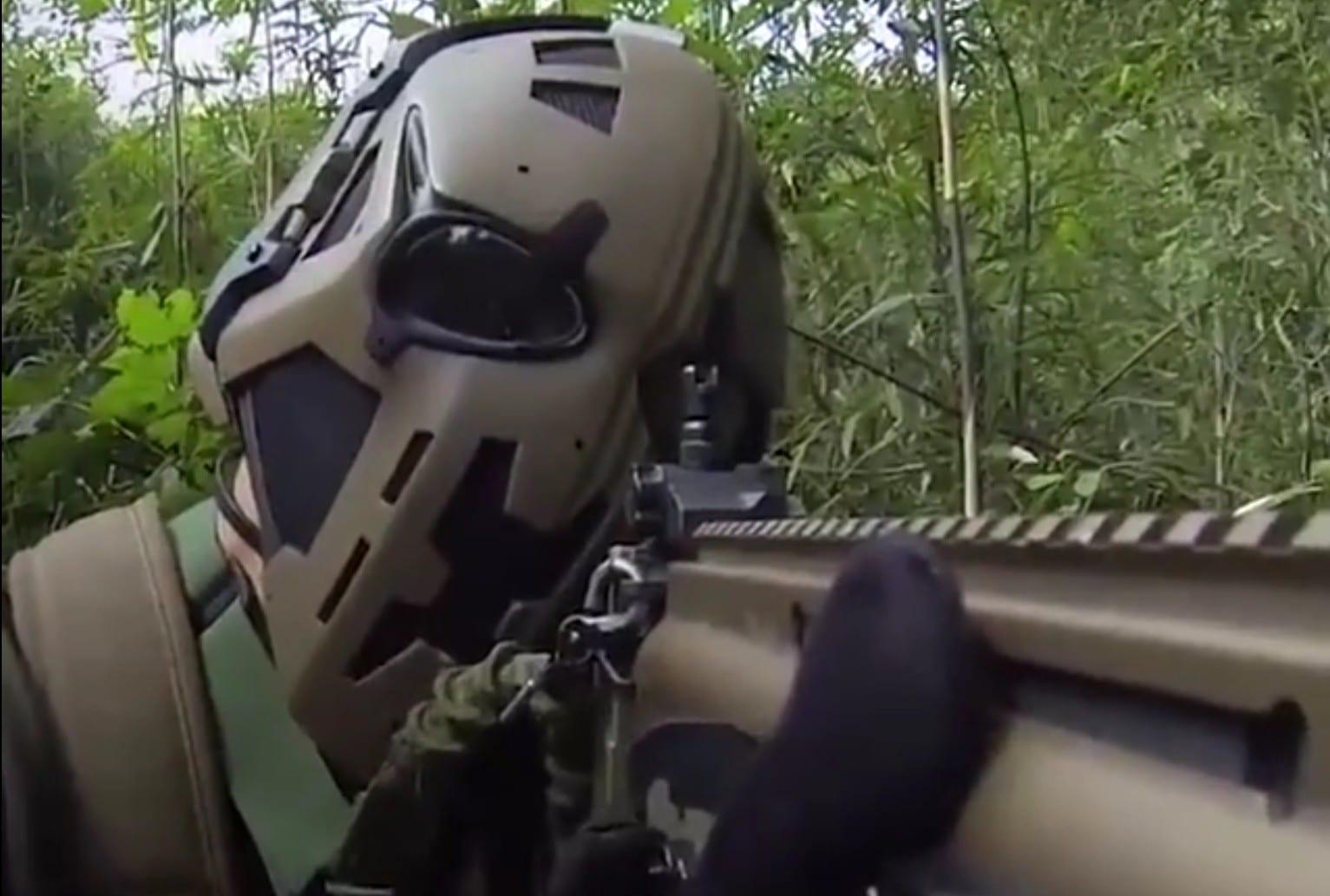 Пуленепробиваемый шлем DEVTAC