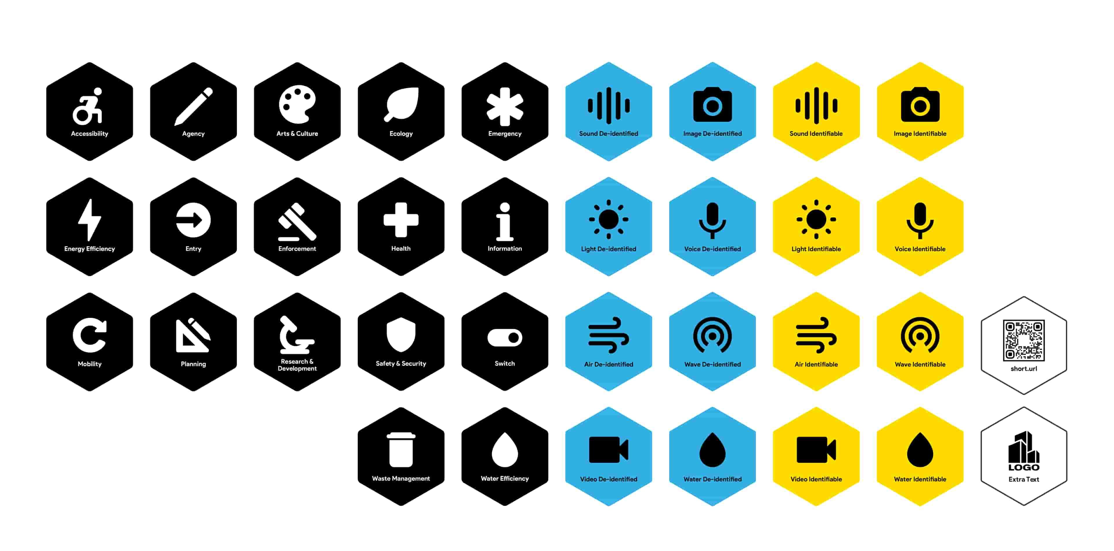 визуальные подсказки для умных городов - Alphabet/Sidewalk Labs