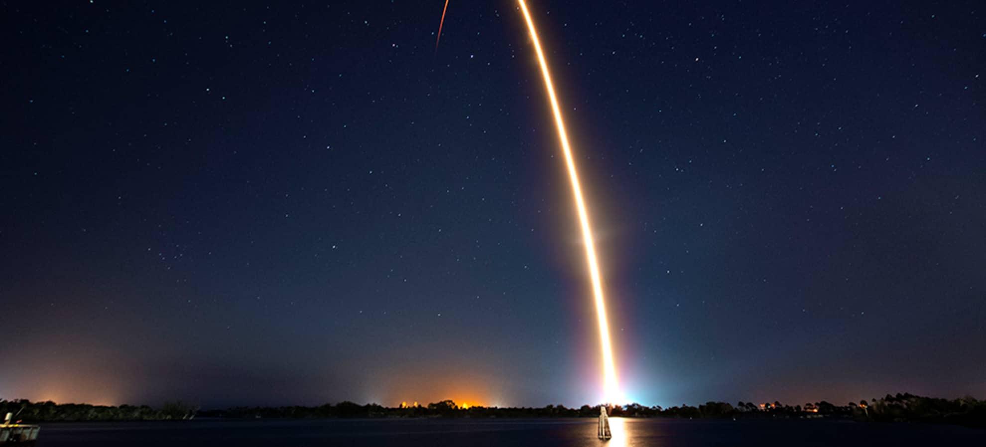 SpaceX будет раздавать Интернет из космоса