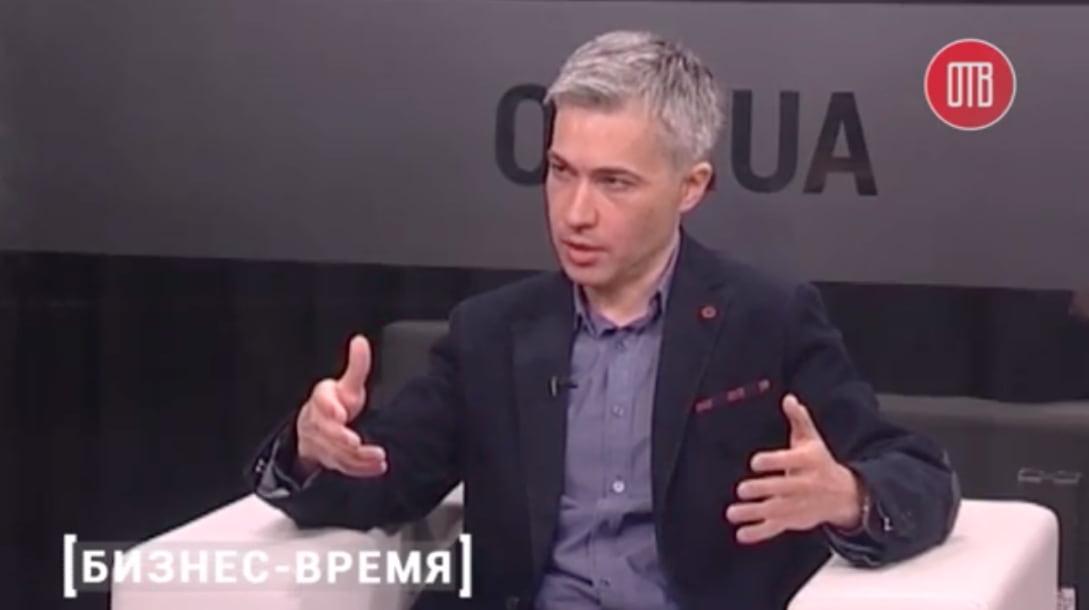 Роман Комыза — интервью на канале OTV, февраль 2017