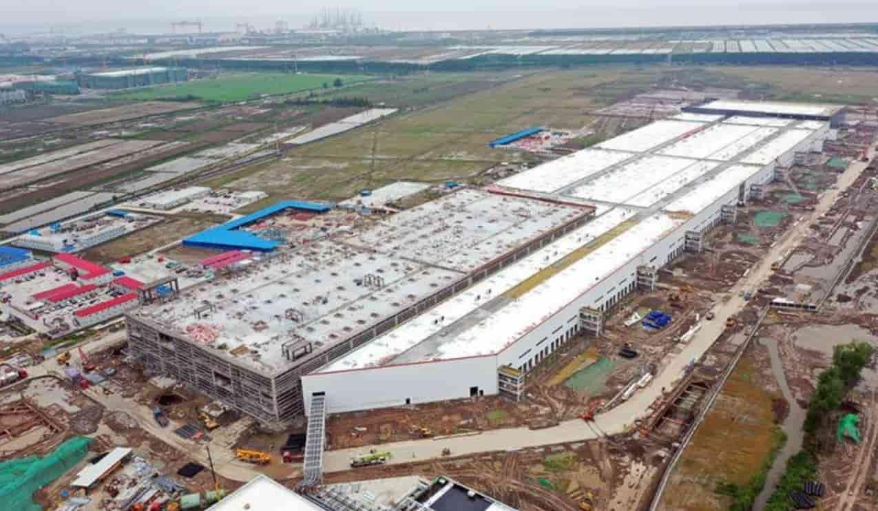 Tesla - Gigafactory 3