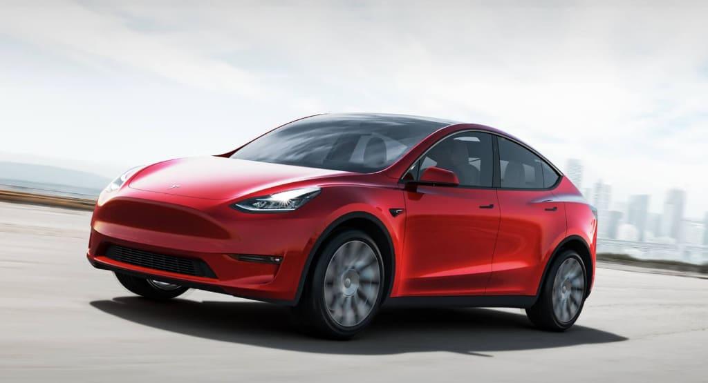 Tesla - Model Y