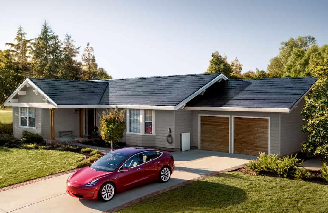 так выглядит Солнечная крыша Илона Маска