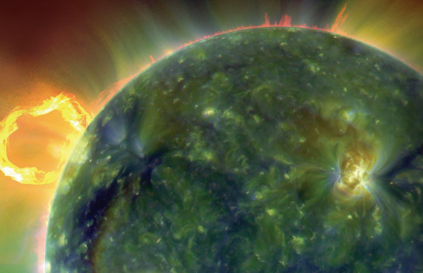 Сколько энергии генерирует Солнце