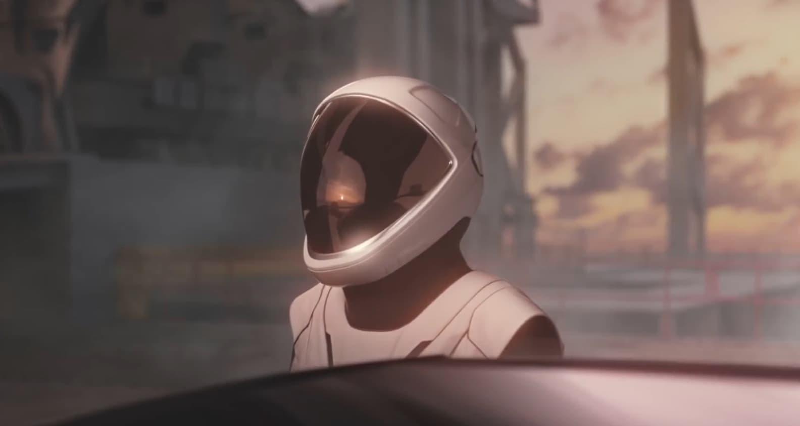 первый пилотируемый полет SpaceX - астронавт