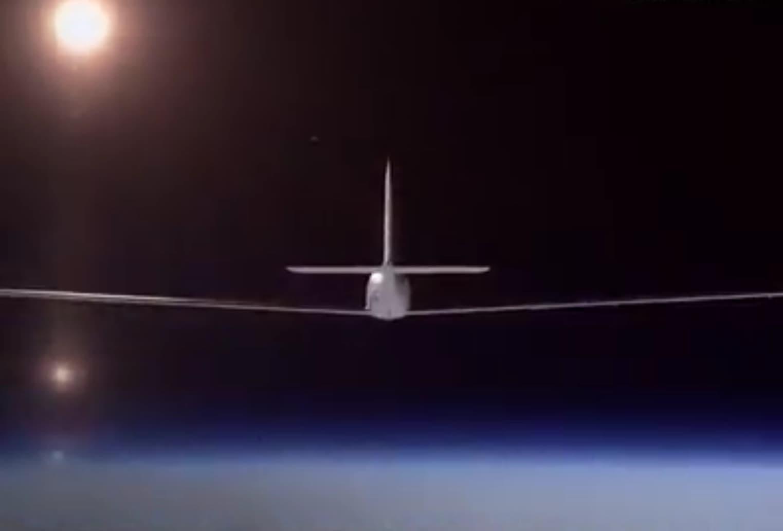Самолет на солнечной энергии выйдет за пределы стратосферы