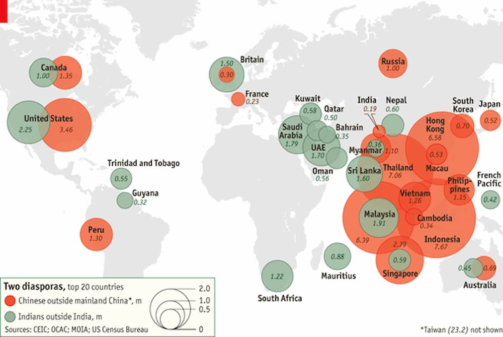 Миграционная мобильность - глобальный тренд
